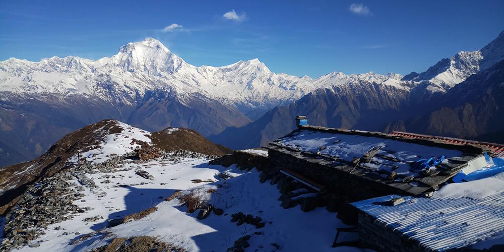 Annapurna Khopra Trek