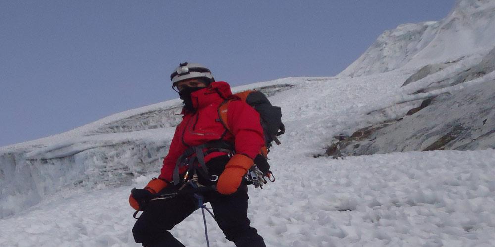 Lobuche East Trekking and Climbing