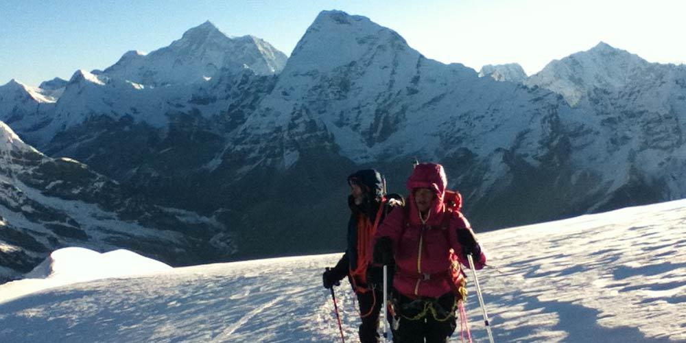 Mera Peak Trekking and Climbing
